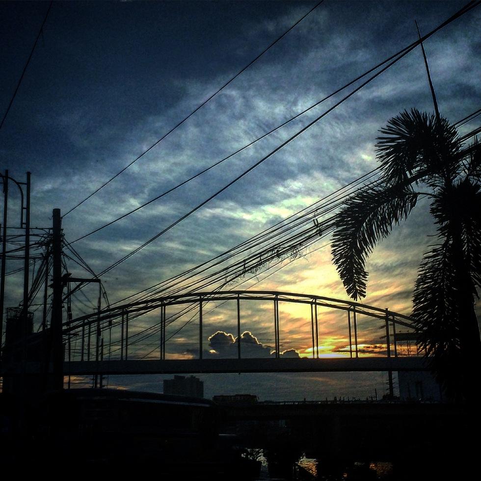 Sta. Ana Sunset